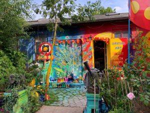 Galleria d'arte a Christiania