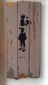 Banksy sulla guerra