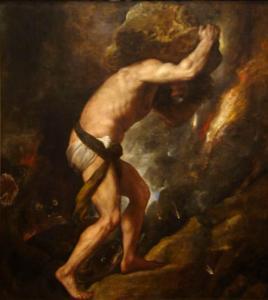 il Mito di Sisifo Rituali Cammino di Santiago