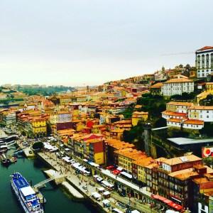 vista su Porto, Portogallo traveltherapists