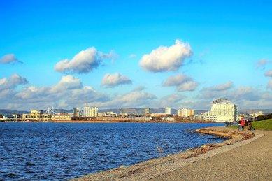 spiaggia di Cardiff traveltherapists