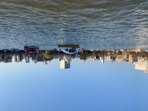 barche nel laghetto di Ueno a Tokyo