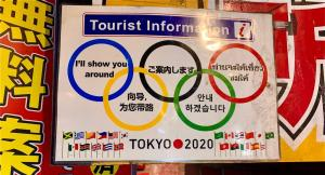 cerchi olimpici tokyo 2020