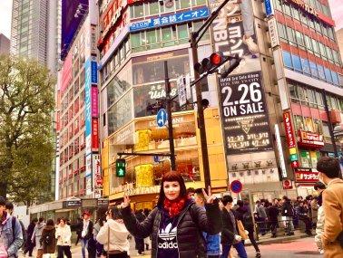 marzia traveltherapists a shibuya Posti imperdibili di Tokyo consigliati da giapponesi miglior blog di viaggio