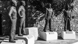 Monumento ai Caduti Partigiani traveltherapists miglior blog di viaggio Perché l'Italia celebra il 25 aprile