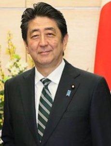 shinzo abe ex primo ministro giappone