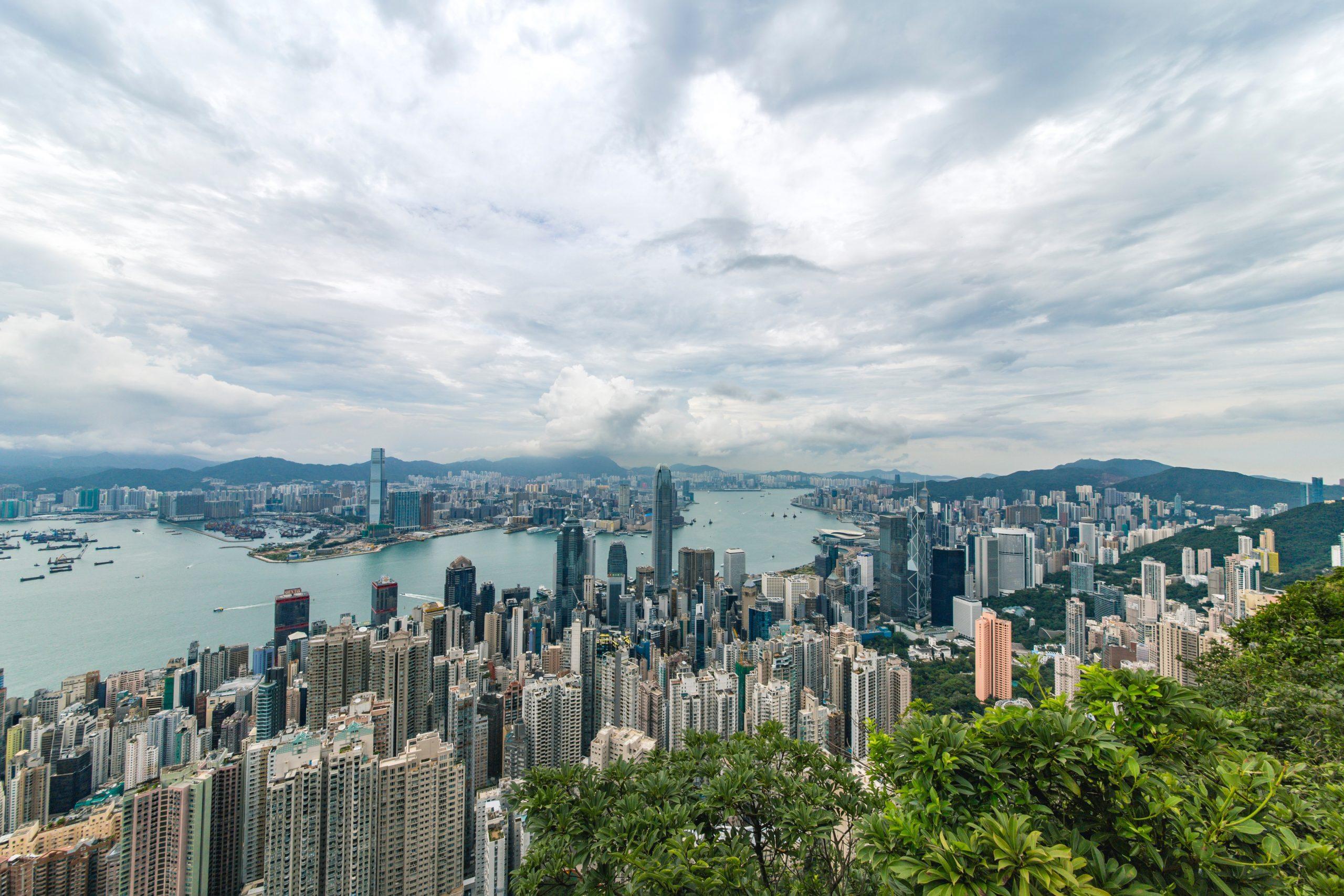 panorama su honk kong cammino di santiago Il mio viaggio in Giappone traveltherapists miglior blog di viaggio