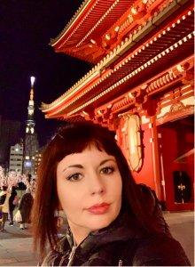Riapertura turismo Giappone 2021 sensoji marzia