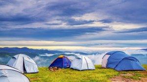 tende montagna campeggio Cosa significa Sanmitsu?