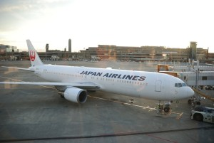 aereo Japan Airlines