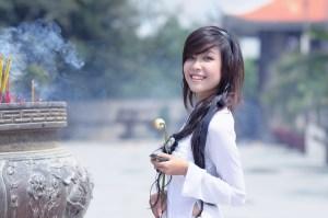 ragazza giapponese sorridente Sesso in Giappone