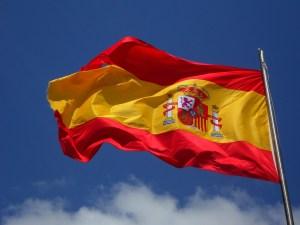 bandiera nazionale spagnola