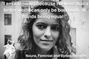 femminista human library - fonte Instagram