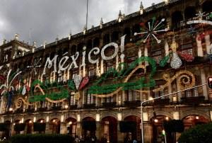 scritta Mexico!