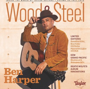 ben harper wood & steel