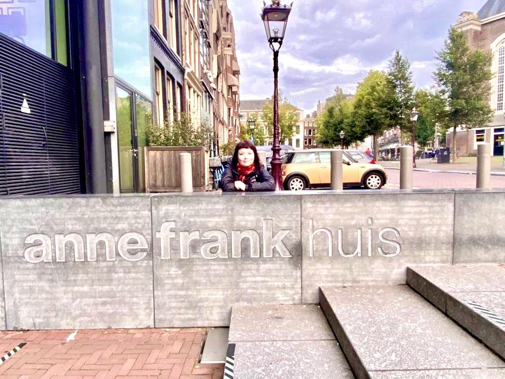 traveltherapists anne frank huis settembre 2020 Il mio viaggio in Giappone traveltherapists