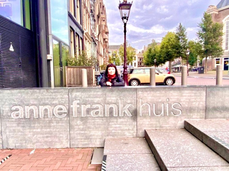 traveltherapists anne frank huis settembre 2020