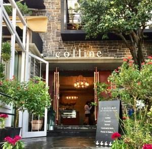 colline itaewon class location traveltherapists instagram