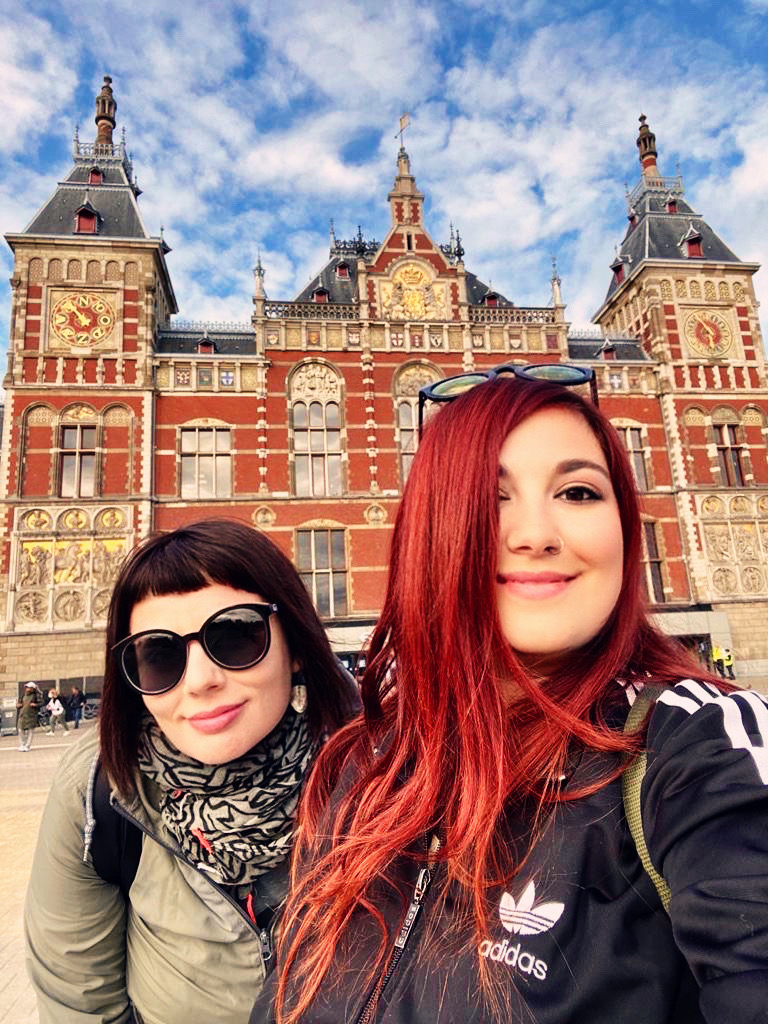marzia ed elina amsterdam traveltherapists