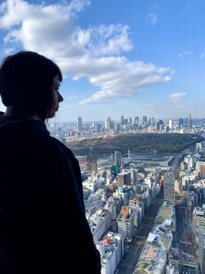 traveltherapists shibuya sky Il mio viaggio in Giappone traveltherapists