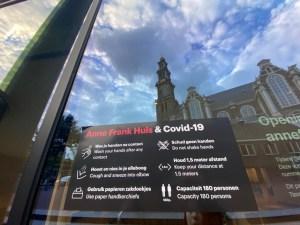 regole covid 19 casa di anna frank amsterdam traveltherapists