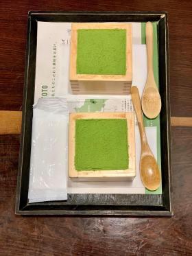 tiramisù maccha house kyoto traveltherapists5 Dolci al Matcha di Kyoto