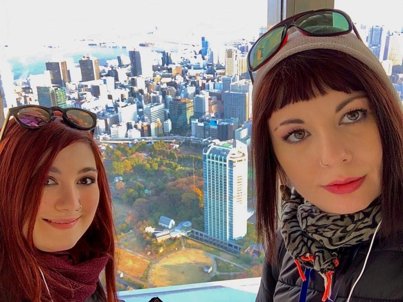 traveltherapists tokyo tower