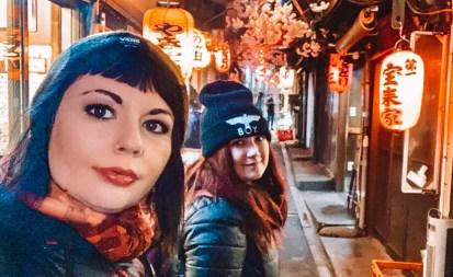 tokyo traveltherapists golden gai Posti imperdibili di Tokyo consigliati da giapponesi miglior blog di viaggio