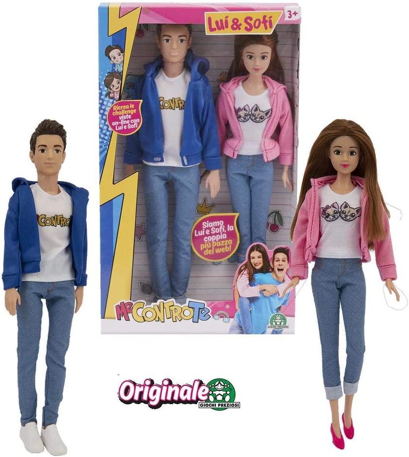 Giochi Preziosi - Me Contro Te Fashion Doll Coppia Bambole
