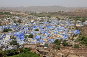 Jodhpur India blue city città blu traveltherapists