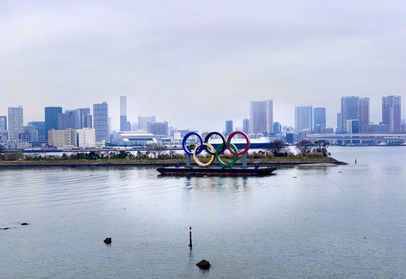 odaiba cerchi olimpici tokyo ph marzia parmigiani traveltherapists il mio viaggio in giappone
