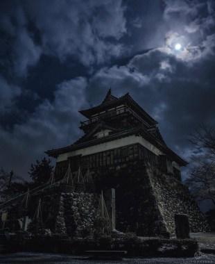 """castello di Maruoka il mio viaggio in Giappone traveltherapists Il castello """"Nebbia"""" di Maruoka"""