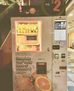 distributori automatici incredibili in Giappone traveltherapists il mio viaggio in giappone spremute