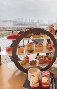 Hilton Tokyo Odaiba Grillogy Bar & Grill tokyo il mio viaggio in giappone traveltherapists 3 4 top luoghi a Tokyo dove gustare un tè
