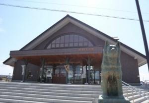 Festa del buon cuore di Hachiko stazione odate 8 marzo il mio viaggio in Giappone traveltherapists