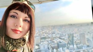 marzia tokyo tower il mio viaggio in giappone traveltherapists blog giappone miglior blog di viaggio