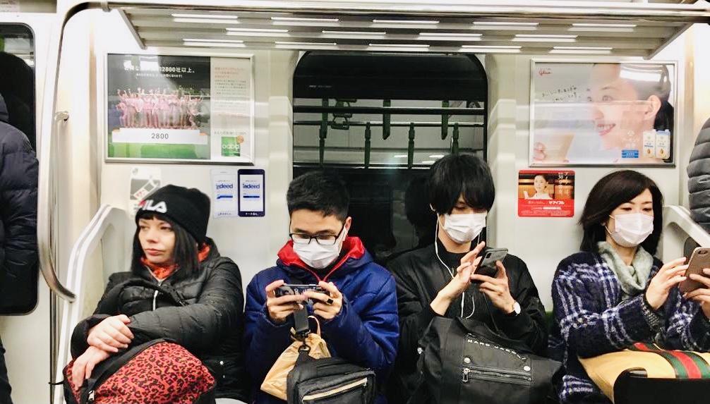 metro tokyo il mio viaggio in giappone traveltherapists 1