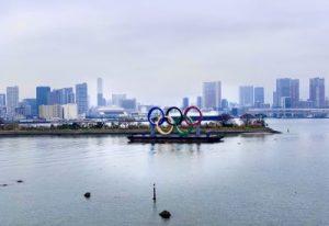 staffetta torcia olimpica fiaccola giochi olimpici tokyo 2020 tokyo 2021 il mio viaggio in giappone traveltherapists odaiba (1)