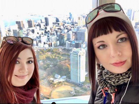 miglior blog di viaggio marzia elina traveltherapists il mio viaggio in Giappone Nomadi digitali in Giappone