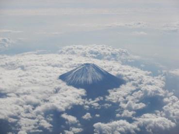 aereo cima vulcano monte fuji fujisan il mio viaggio in giappone traveltherapists miglior blog di viaggio.