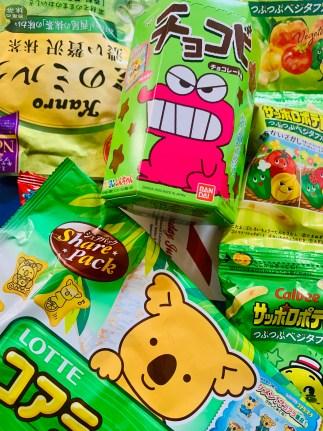 snack giapponesi misti il mio viaggio in giappone traveltherapists Snack e oggetti imperdibili dal Giappone