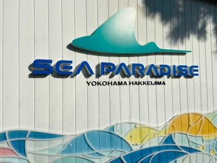 Yokohama hakkeijima sea paradise il mio viaggio in giappone Top esperienze da fare a Yokohama traveltherapists blog giappone miglior blog di viaggio