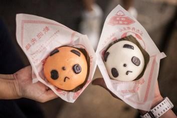 dolcetti a forma di panda yokoha,a il mio viaggio in giappone traveltherapists Top esperienze da fare a Yokohama blog giappone miglior blog di viaggio