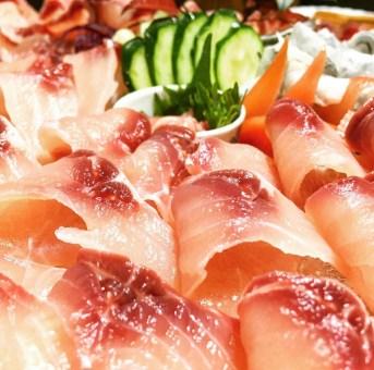 pesce koi no arai sashimi di carpa shirako occhi di tonno Cibi assurdi giapponesi che devi conoscere il mio viaggio in giappone traveltherapists blog giappone miglior blog di viaggio