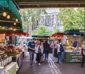 borough market BlackLion traveltherapists londra miglior blog di viaggio Cose non turistiche da fare a Londra