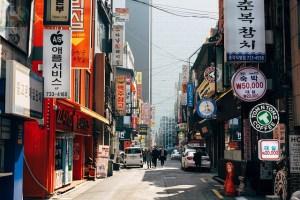 strada coreana Cose da non fare in un viaggio in Corea del Sud