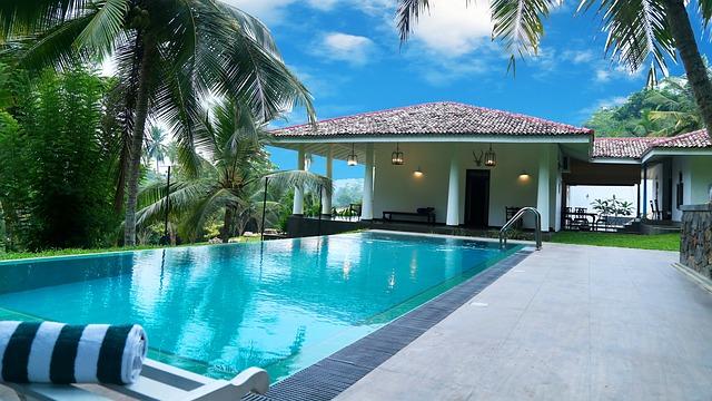 immagine di un hotel bellissimo a Bali