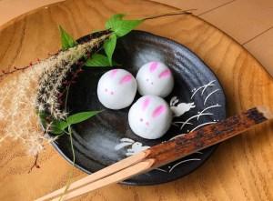 tsukimi dango il mio viaggio in giappone traveltherapists Otsukimi in Giappone