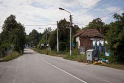 The border town of Strezimirovtsi