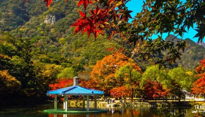places to see in south korea
